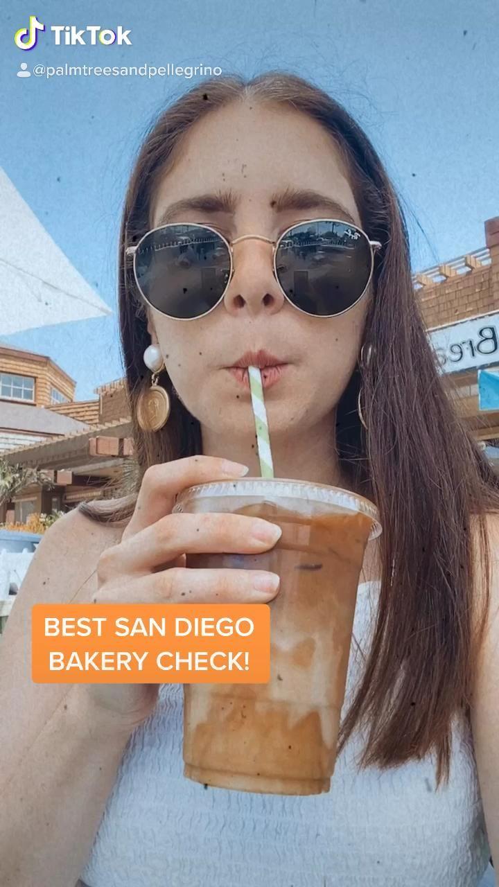 My favoeite San Diego bakery in Pacific Beach, California. #sandiegocalifornia #socal