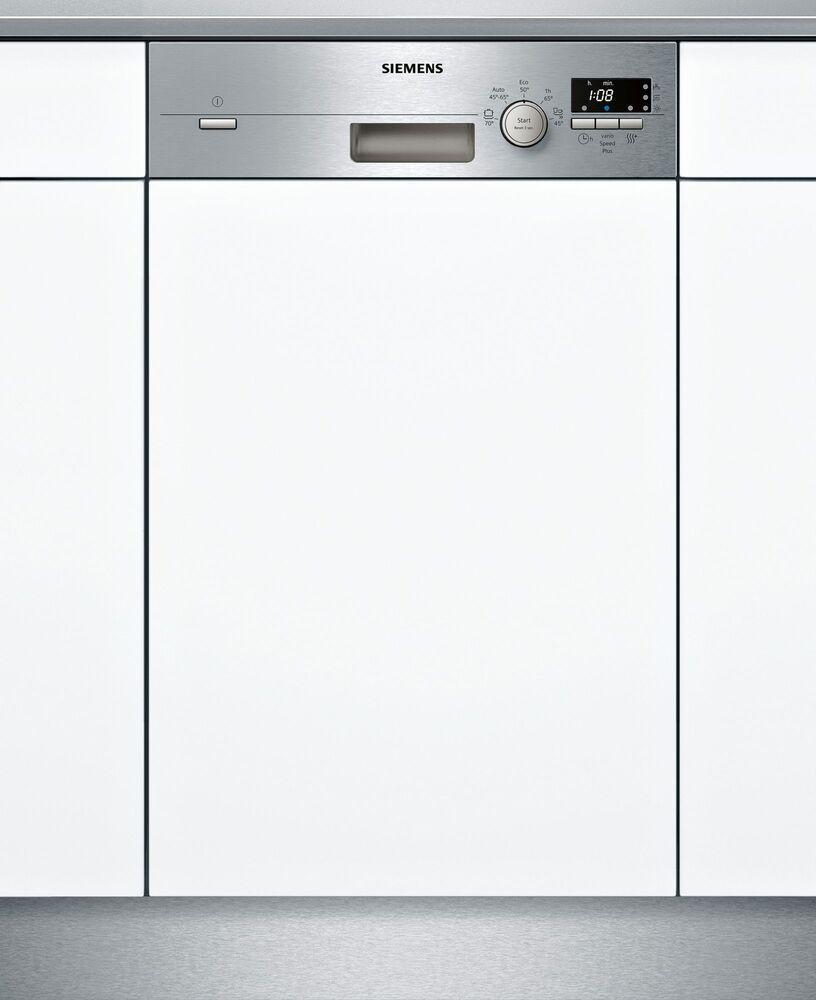 Ebay Sponsored Siemens Sr515s03ce Iq100 Speedmatic Integrierbarer Geschirrspuler Edelstahl Eek A Geschirrspuler Edelstahl Geschirr