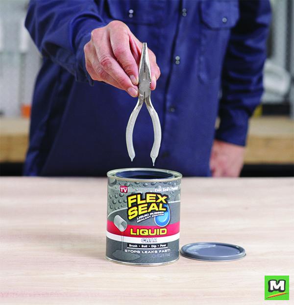 New Flex Seal 174 Liquid Blocks Out Air Water And Moisture