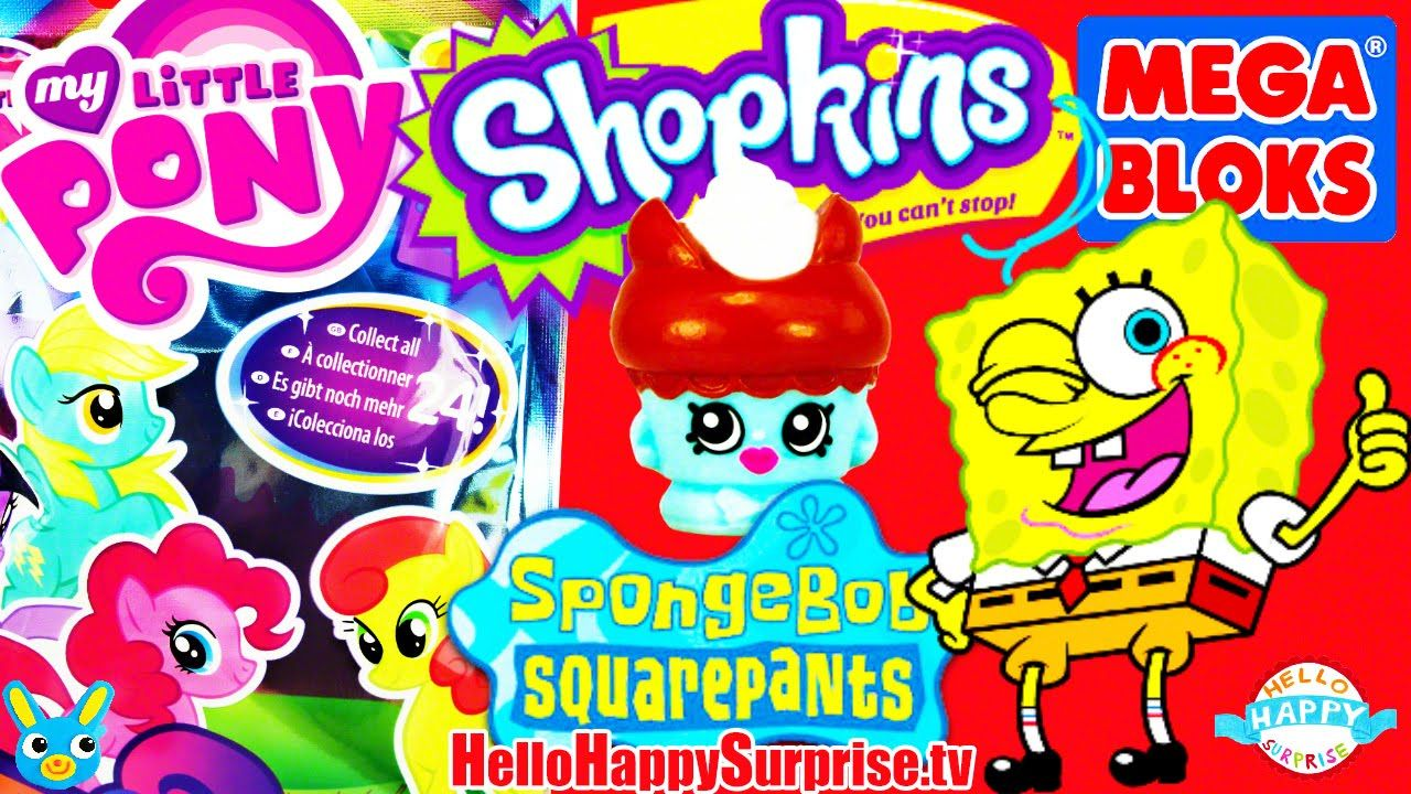 Video: 34 Blind Bags & Surprise Eggs!   www.HelloHappySurprise.tv