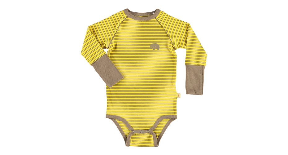 Albababy - Amine Body, Yellow