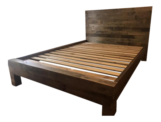 Queen 850 Used West Elm Emmerson Bedframe On Chairish Com Bed Frame Bed Bedding Shop
