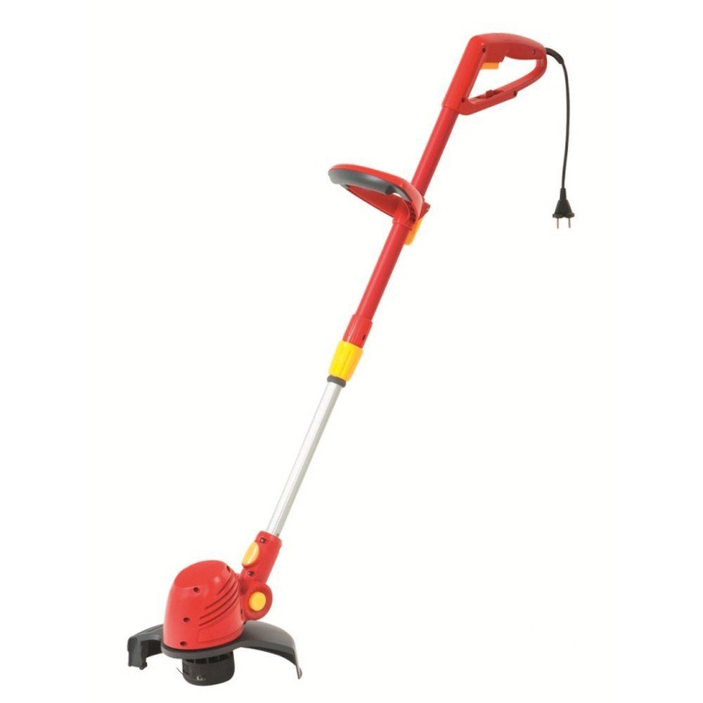 Wolf Garten Gte840 400 W Electric Trimmer Red Yellow Click Image For More Details Mowersandoutdoorpowertools Garten Trimmers Electric Trimmer