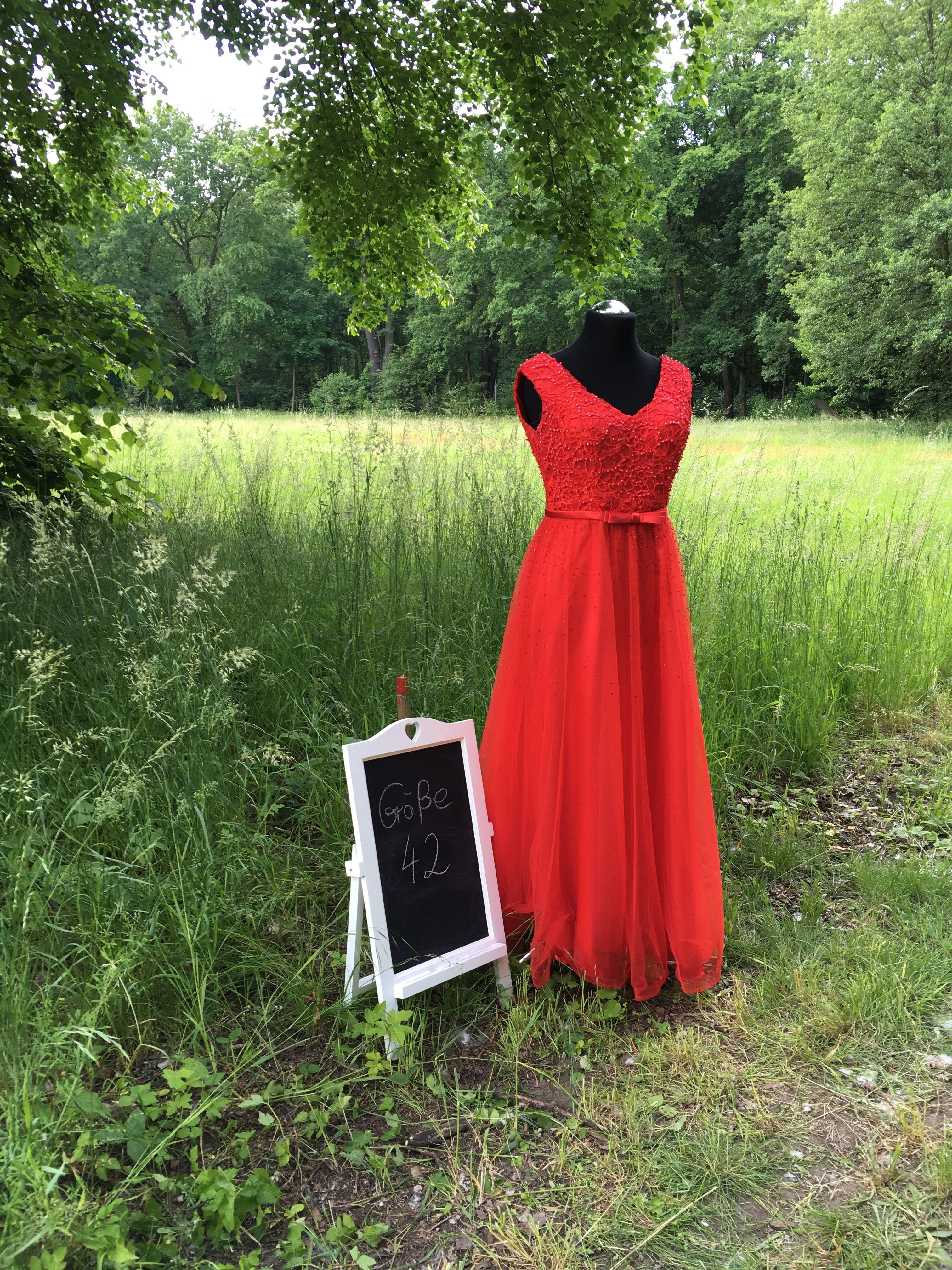 rotes abendkleid zum ausleihen | rotes abendkleid