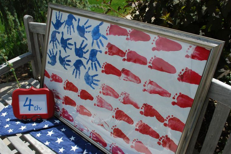Three kid-friendly crafts for the Fourth