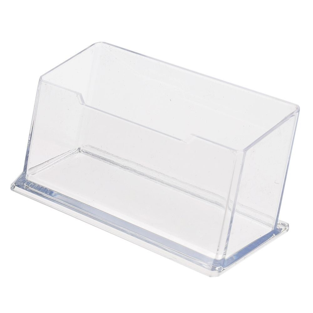 Clear Plastic Business Card Case Gallery Plastic Business Cards Business Card Case Business Card Holder Display