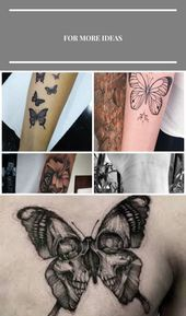 Photo of #Body #butter #Butterfly #Tattoo Can butterfly tattoo be made in every body of t…