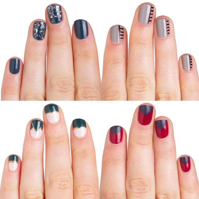 Nail Art Inspiration. Which one is your favorite? | nail art ...