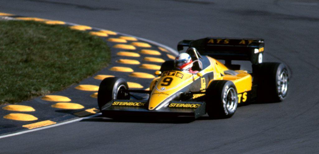 Manfred Winkelhock (Europe 1983) by F1-history