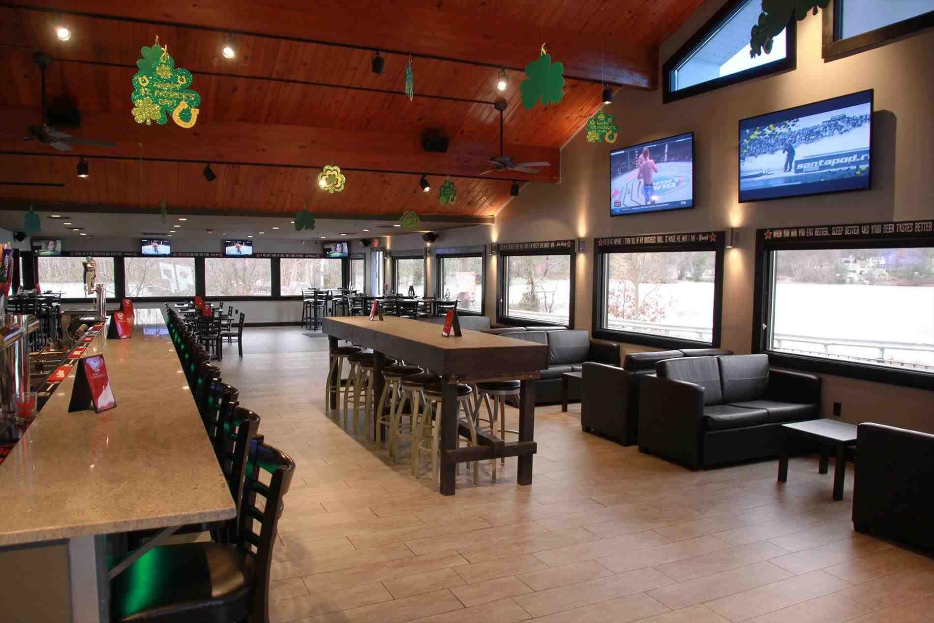 New Post modern sports bar design   Decors Ideas   Pinterest   Sport ...