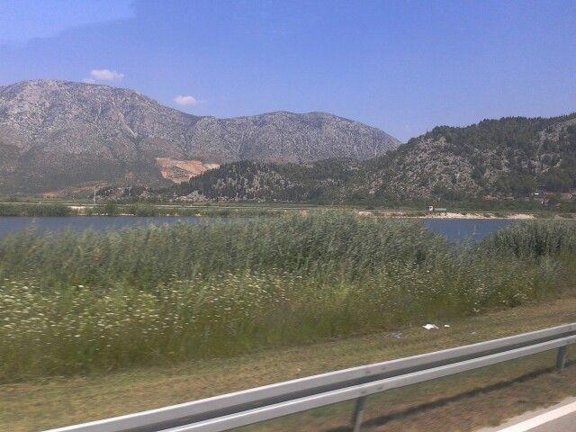 Montañas de croacia