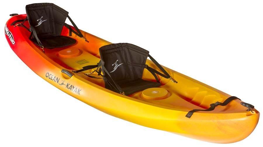 Ocean Kayak Malibu Two Tandem Sit On Top Kayak Click To
