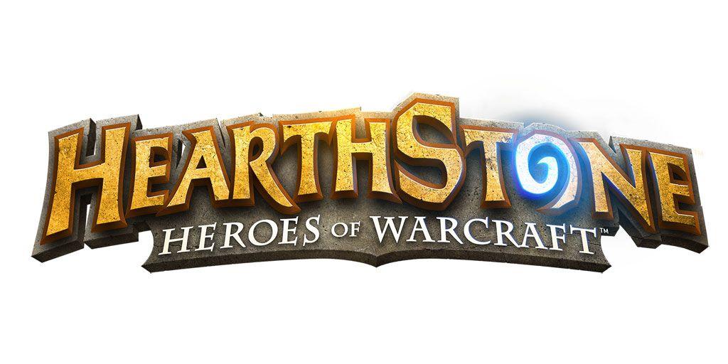 Hearthstone Logo Hearthstone Heroes Of Warcraft Hearthstone Heroes Hearthstone Game
