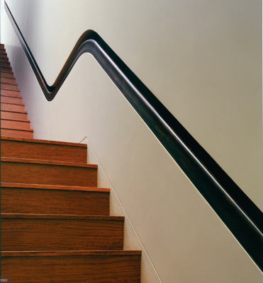 Best Clever Stair Rail Hide The Outline And Revel In It 640 x 480