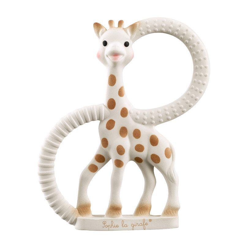 Giraffe Baby Massaging Teether Gift