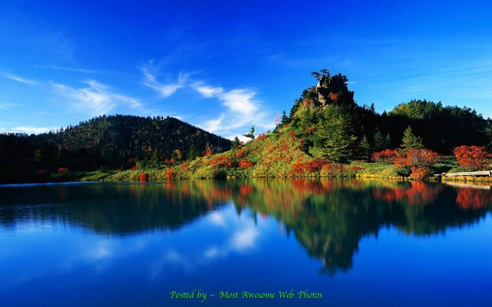 Very Serene Place To Be Beautiful Landscape Wallpaper Beautiful Landscapes Landscape Wallpaper