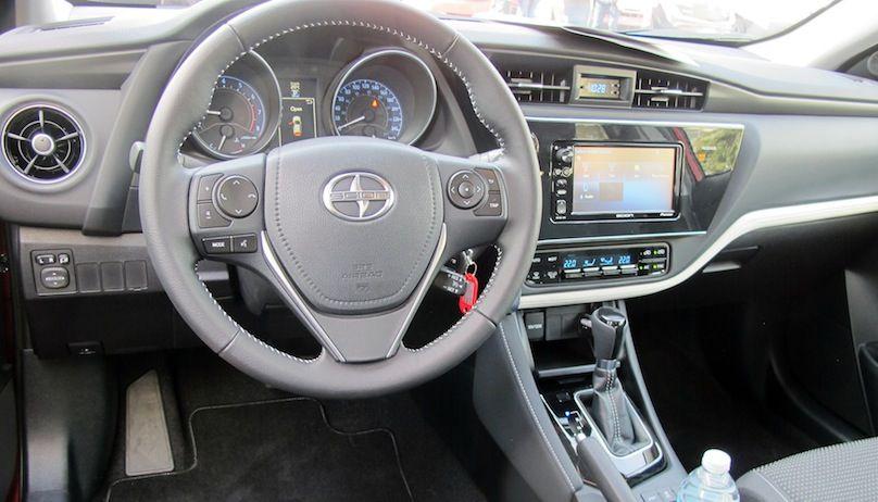 2016 Scion Im Interior 2018 Toyota Corolla Im Ken Shaw