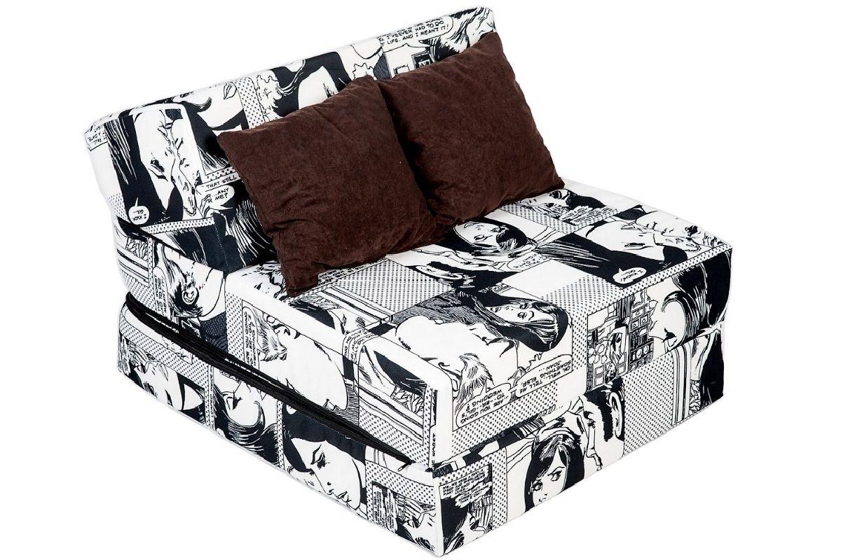 Fotel Rozkładany 15 Cm Sofa Pufa Kanapa Materac 6938400575