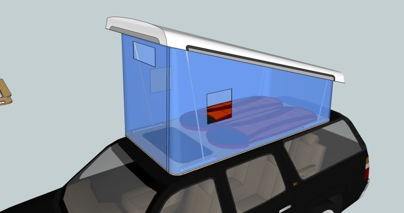 Pop Top Suburban Removeable Roof Top Camper Roof Top Campers Pop Top Camper Camper Tops