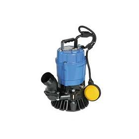 Tsurumi Pump 53 Gpm Submersible Trash W Float Switch