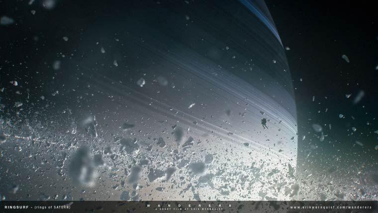 Wanderers est un superbe court métrage réalisé par Erik Wernquist, qui nous raconte l'histoire et le futur de la conquête spatiale et de l'expansion de l'humanité à travers le système solaire…