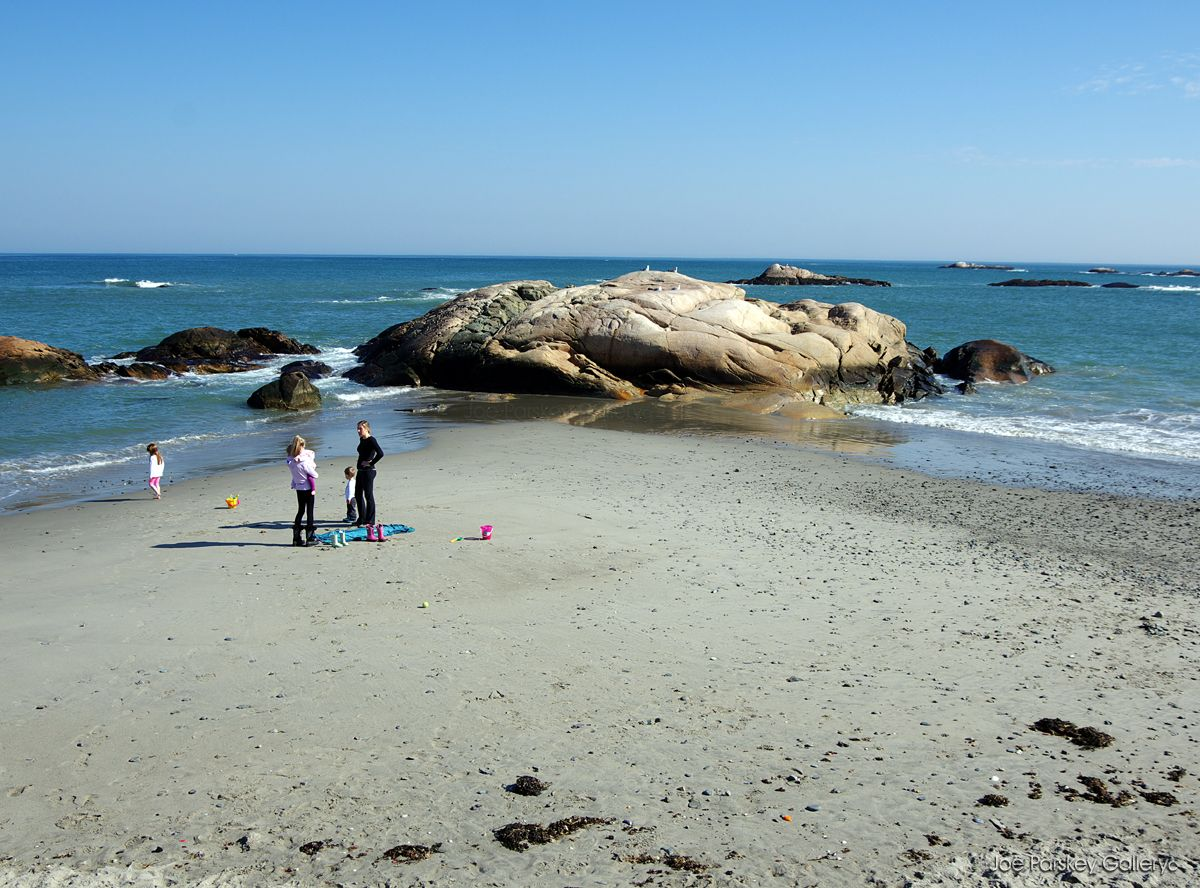 I Used My Diy Extension Pole To Raise My Camera To Get A Gull S Eye View Of This Scene Minot Beach Well Rock Scituate Ma On A Mild Beach Outdoor Scituate