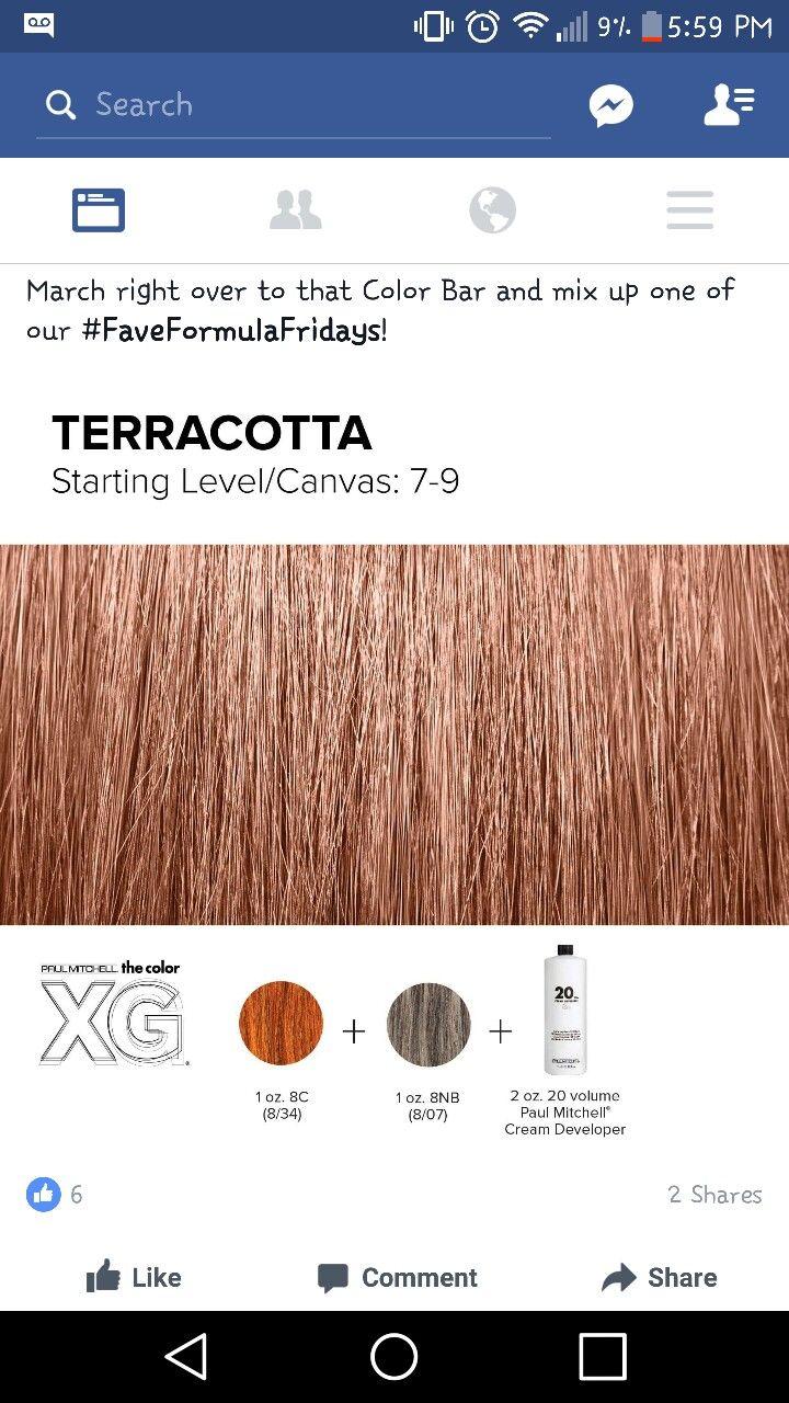 Paul Mitchell Color Formulas Paul Mitchell Color Hair Color