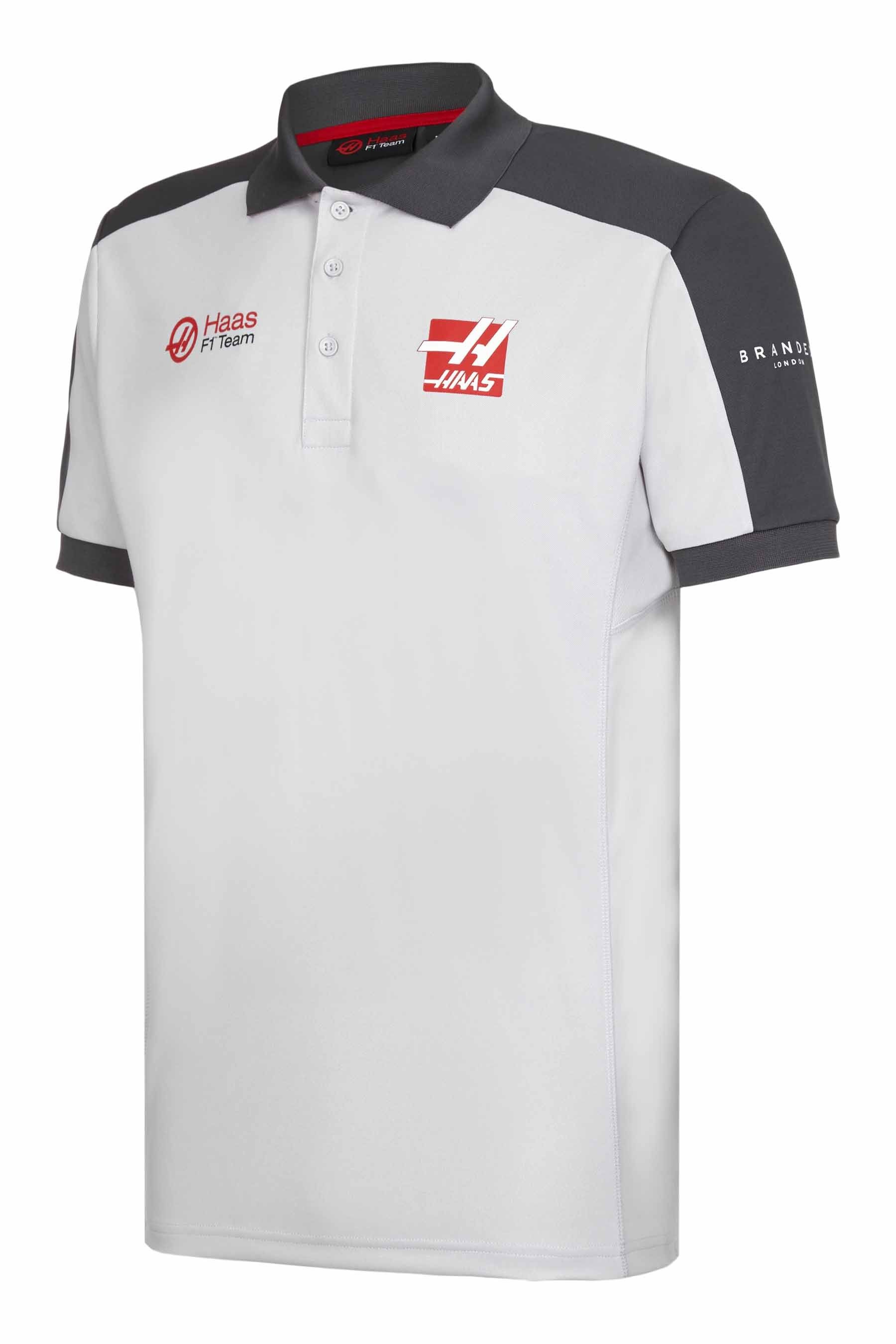 Wishlist Men's Haas Polo TeamwearChristmas F1 Replica Shirt H9DWIYE2