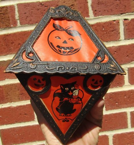 gorgeous german lantern httpwwwebaycomitmvintage halloween
