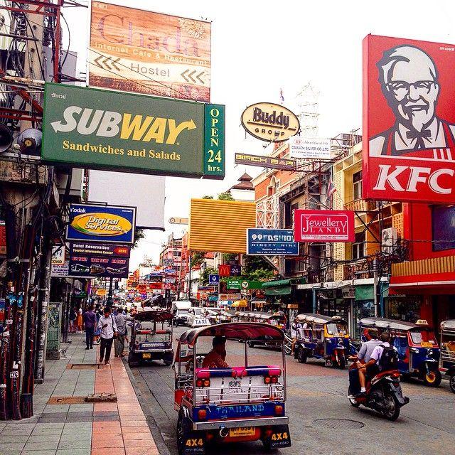 Bangkok  #Bangkok #Travel #Thailand