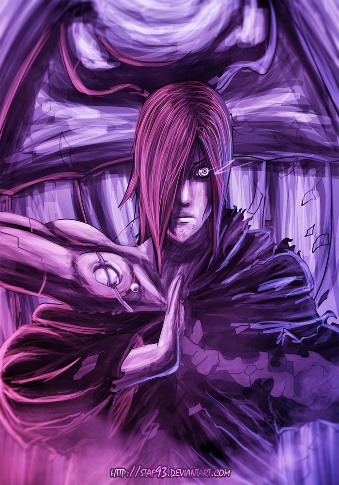 Ultimate Nagato By Staf93 On Deviantart Naruto Shippuden Anime Nagato Uzumaki Naruto
