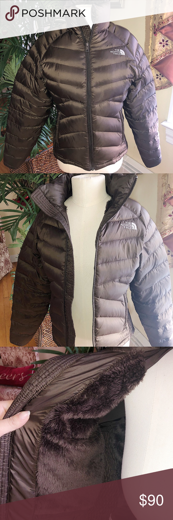 The North Face Brown Puffer Jacket Inside Fur North Face Brown Puffer Jacket Brown Puffer Jacket Brown Puffer [ 1740 x 580 Pixel ]