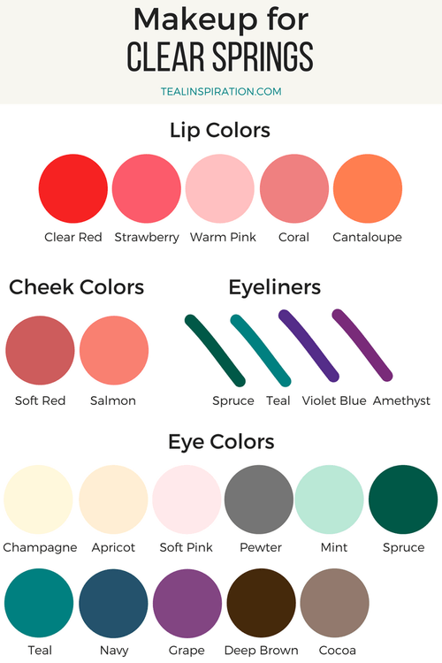 Look - How to springs wear bright lip colors video