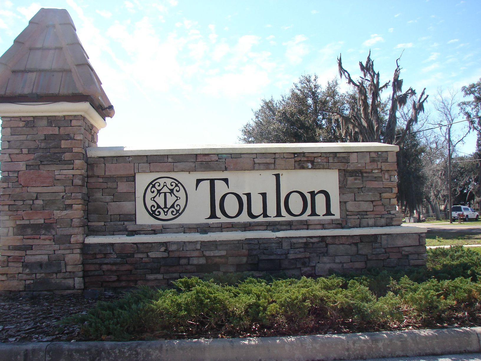 Welcome To Toulon Luxury Gated Community Of New Homes Located In