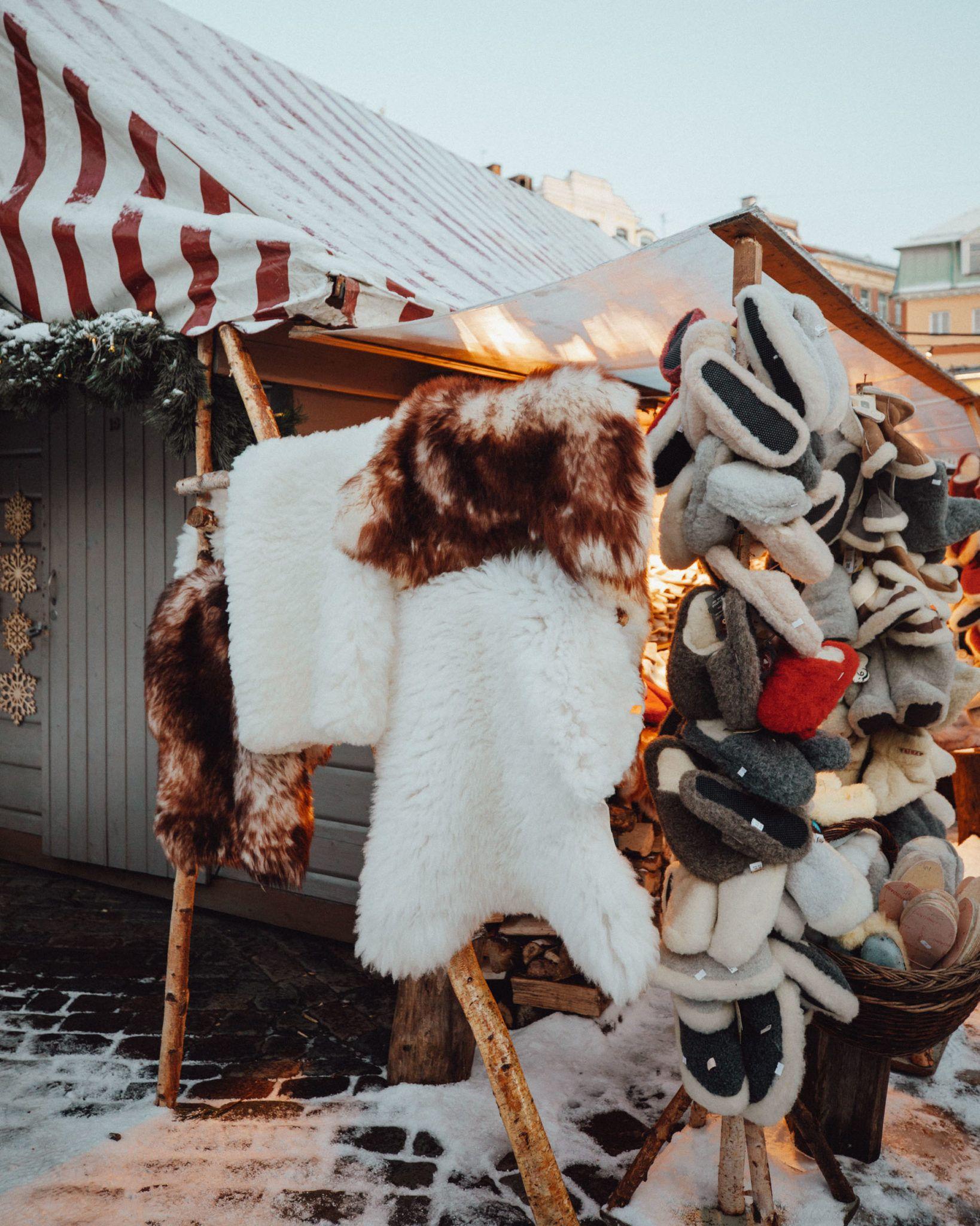 Christmas Market Road Trip Itinerary: Estonia, Latvia, Lithuania