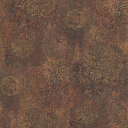 Brewster Brown Textured Wallpaper at Menards® Brewster