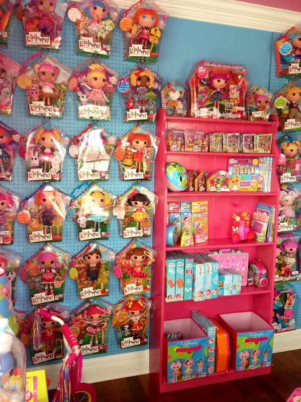 Lala Fan Kelli Has An Amazing Lalaloopsy Room Just For Her
