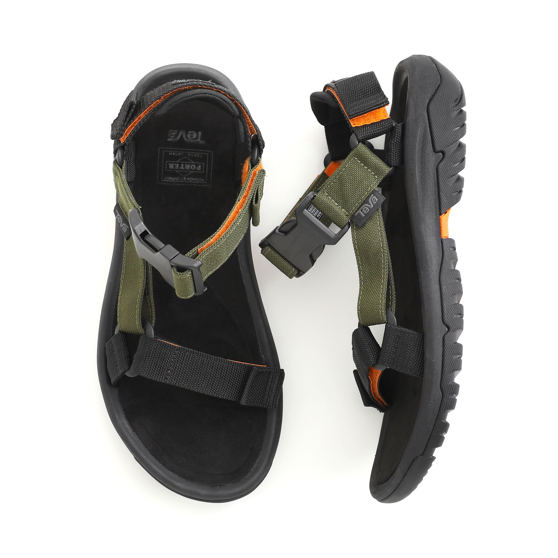 Teva X Porter Hurricane Xlt2 1099189 Bkk Cushioned Heels Teva Quick Release Buckle