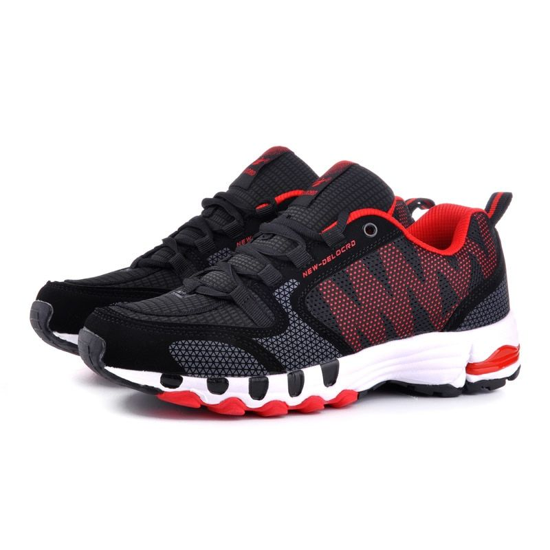 5111e105e38c GOMNEAR New Men Sneakers Outdoor Leather Trainers Arrival Sport Shoes  Female Running boots Trekking Tourism Comfortable