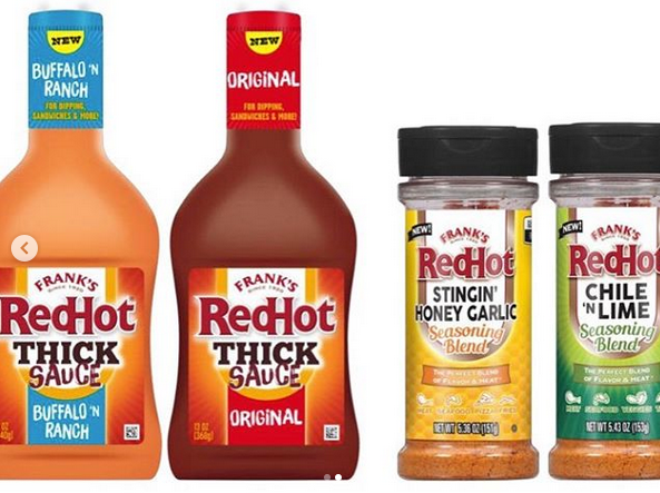 Frank S Red Hot Thick Sauces And Seasoning Blends Chili Lime Seasoning Seasoning Blend Sauce