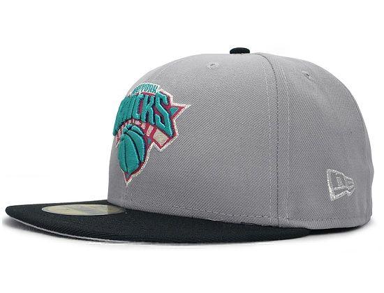 54b5eae70f0 Custom NEW ERA x NBA「New York Knicks」59Fifty Fitted Baseball Cap ...
