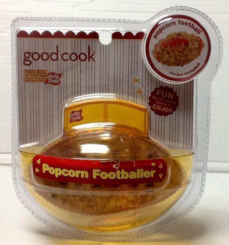 Make Popcorn Footballs Rice