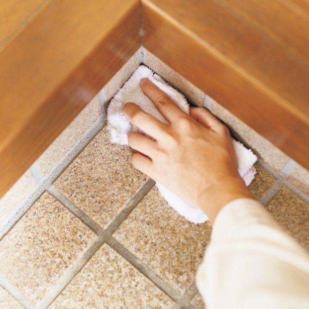 玄関は運の入り口 いちばん重要なたたきを清めて運気アップ お掃除