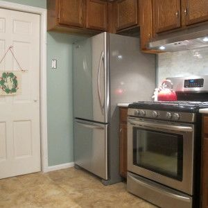 Refrigerator Placement Ideas Google Search Small