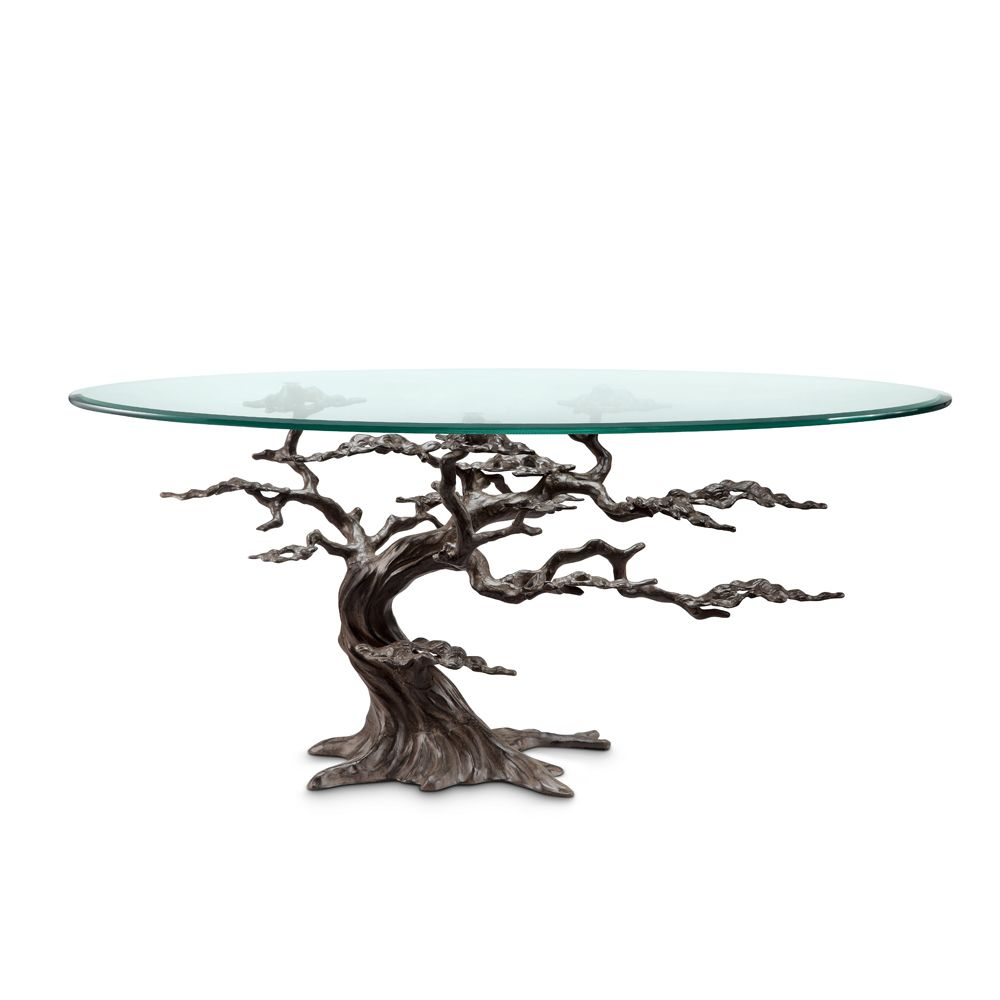 Nautical Coffee Table - Cypress Tree #uniquecoffee