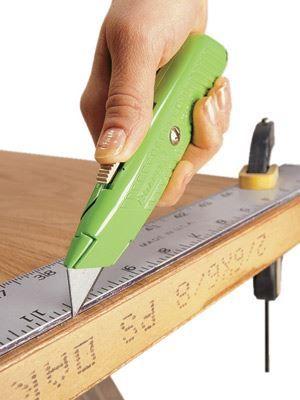 Timeline Photos The Family Handyman Facebook Veneer Door Utility Knife Veneers