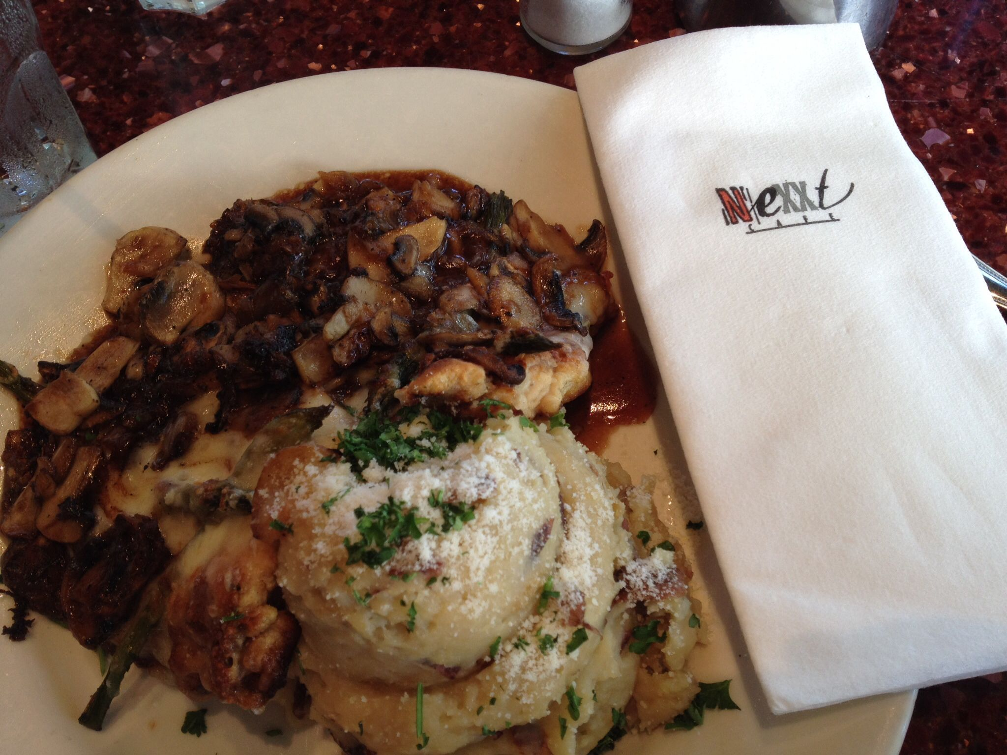 Hour-concour: The Nexxt Café - Aqui TUDO é excelente e bem-servido!