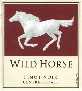 Wild Horse 2011 Central Coast pinot noir currently loving this one.