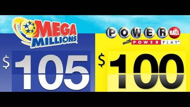 Play combine lottery draw of Mega Millions lottery or Powerball USA at www.playlottoworld.net