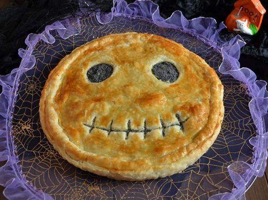 Torta salata di Halloween   Recette   Pinterest